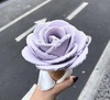 Purple Flower Ice Cream