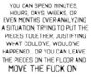 Move The Fck On!