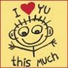 I ♥ you :)