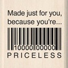 You are priceless