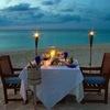 * date night on the beach