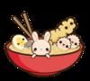 Yummy Bunny Ramen!
