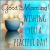Have a peaceful day!