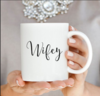 Coffee for My Wifey