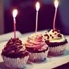 Happy birthday. Best wishes