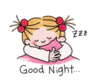 Good night my friend =)