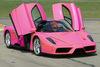 A Pink Ferrari