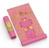Sunshine Monkey yoga Mat