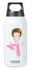 Sunshine yogagirl water bottle