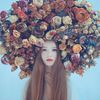 A crown of flowers