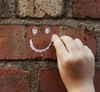 Leaving a smile on your wall ツ