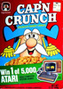 Morning, some Cap'n Crunch
