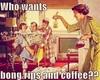 Bong Rips & Coffee Time!