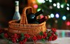 Wine me up for Christmas basket