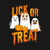 Lick or treat