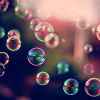 Bubbles of happiness ♥