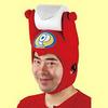 toilet hat :)