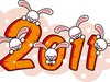 New Years Rabbits